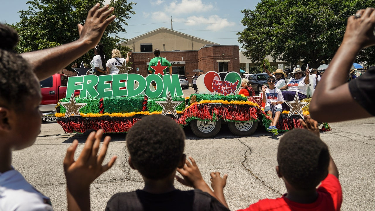 Celebrating Juneteenth as a Federal Holiday Was a Moment to Reflect on Our Freedom of Movement