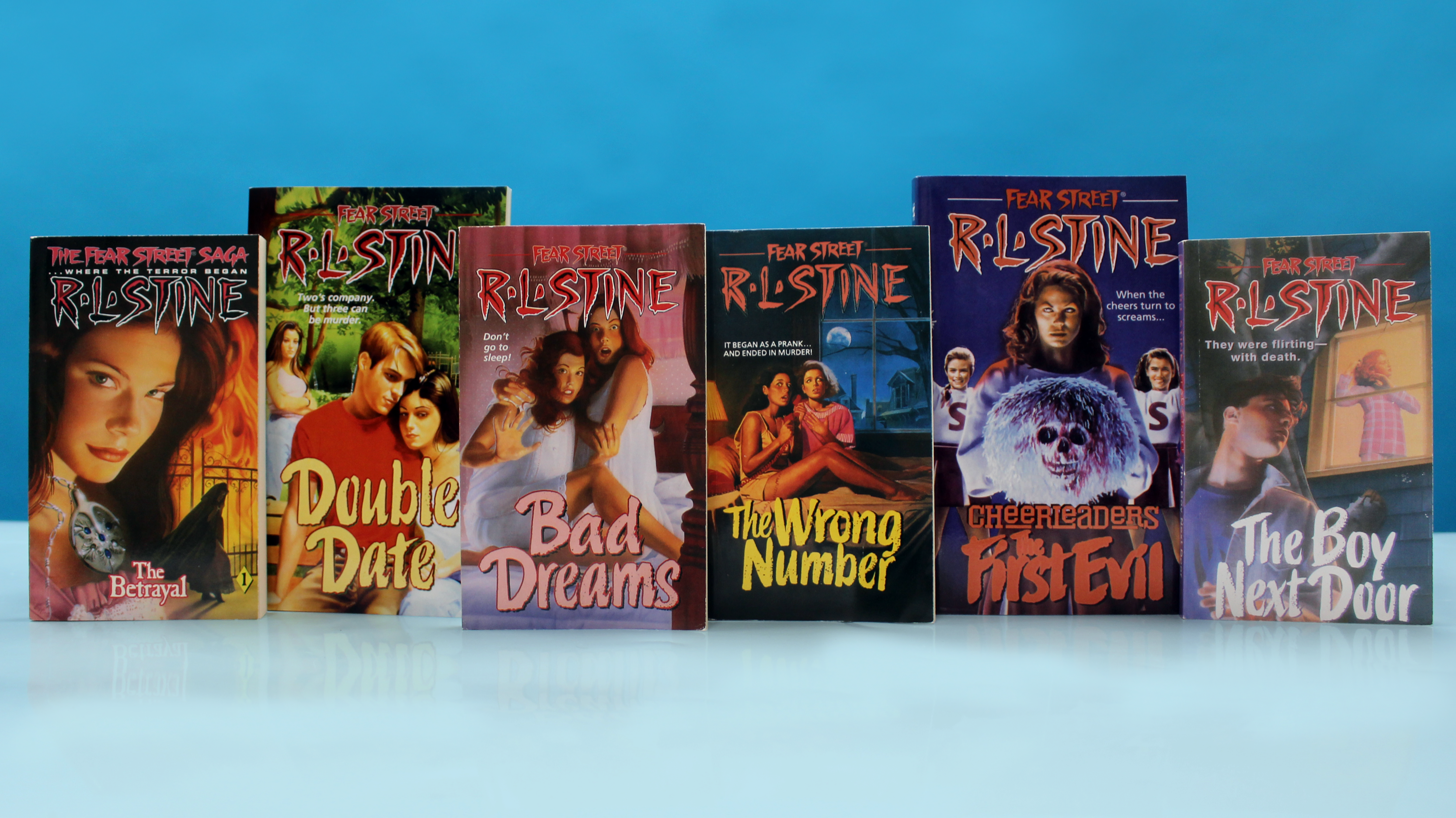 14 Freaky Facts About R.L. Stine's Fear Street Books