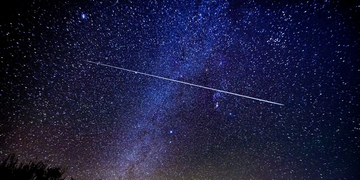 You Can View The Lyrids Meteor Shower Come This April