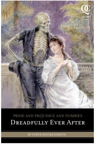 Zombiefest, Part One: P&P&Z: Dreadfully Ever After