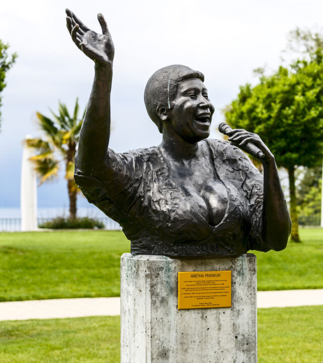 The Bizarre Story of the Imitation Queen of Soul
