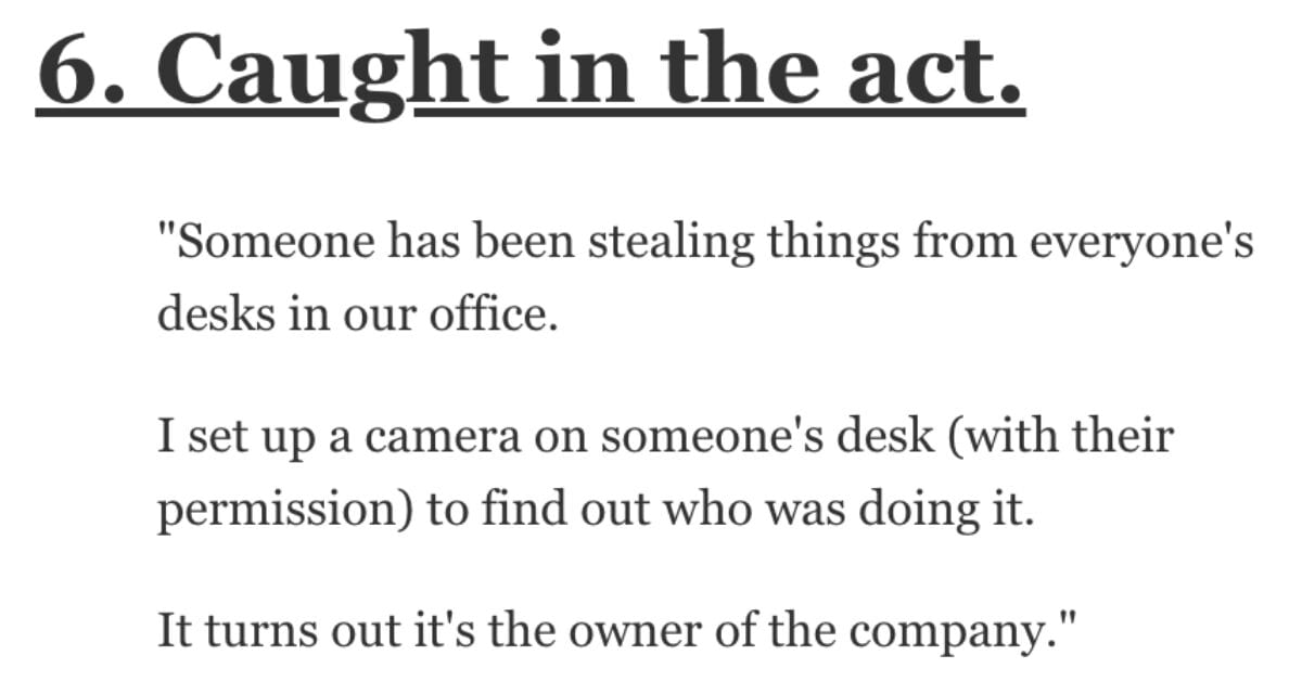 People Discuss Secrets About Their Jobs That They're Not Supposed to Know About