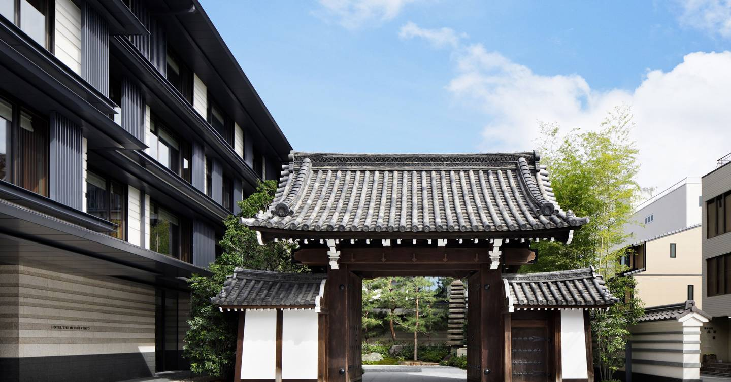 The Mitsui: a grown-up hotel with a hint of old-school Kyoto