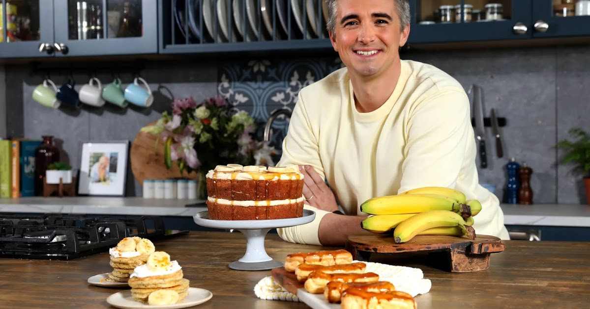 FAMILIES ASKED TO JOIN SEARCH FOR IRELAND'S BEST BANANA DESSERT CREATION