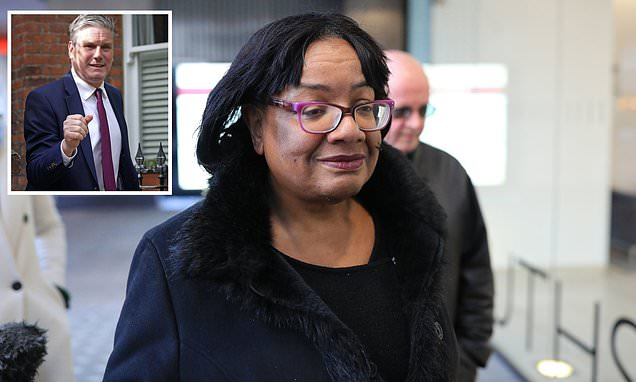 They still don't get it! Diane Abbott says Keir Starmer must campaigning to bring back free movement