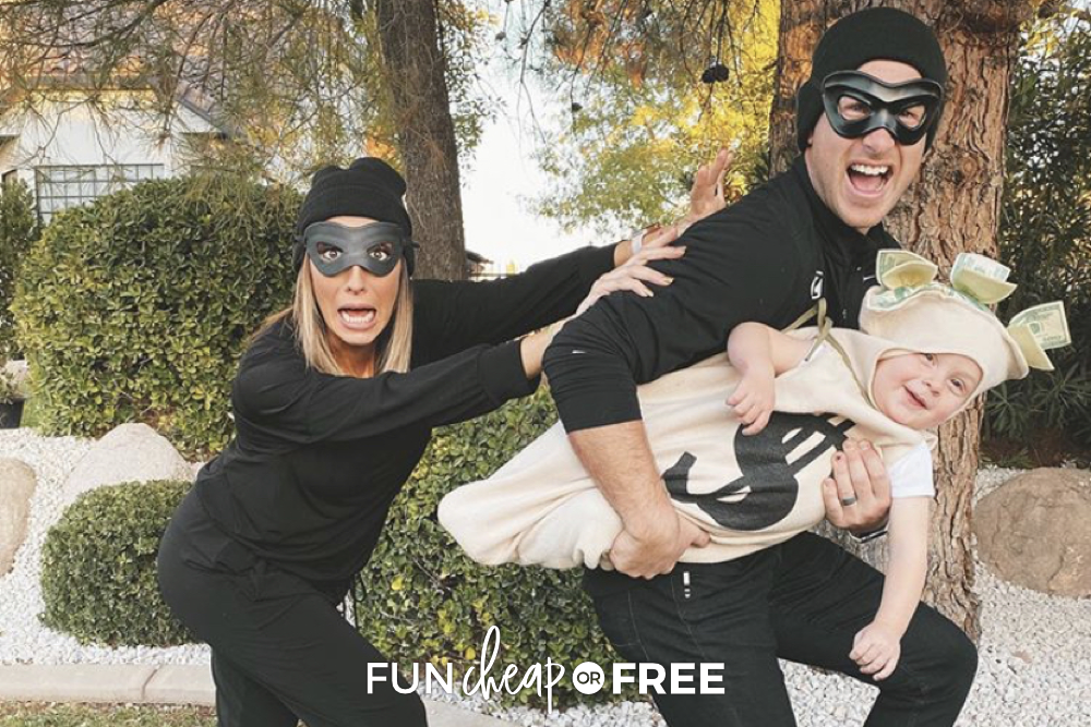 Homemade Halloween Costumes: Find Them Cheap!