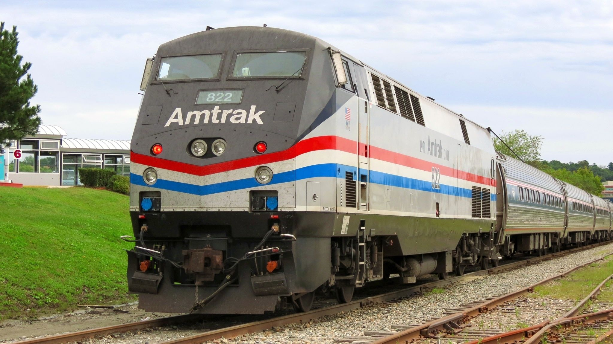 11 Fast Facts About Amtrak