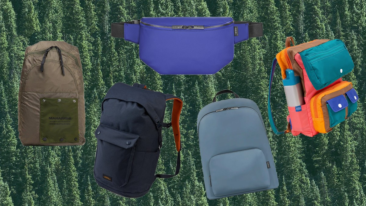 The Best Functional-But-Also-Cool Travel Backpacks