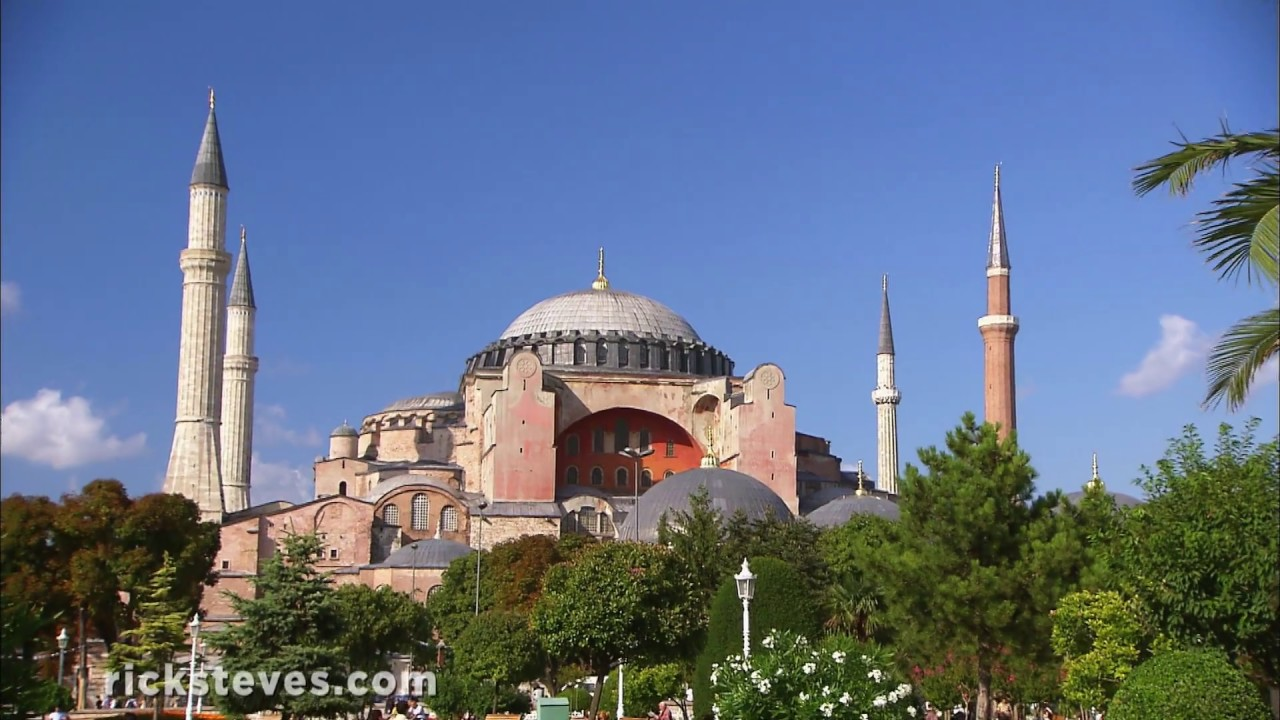 Istanbul's Hagia Sophia, the Great Church of Constantinople