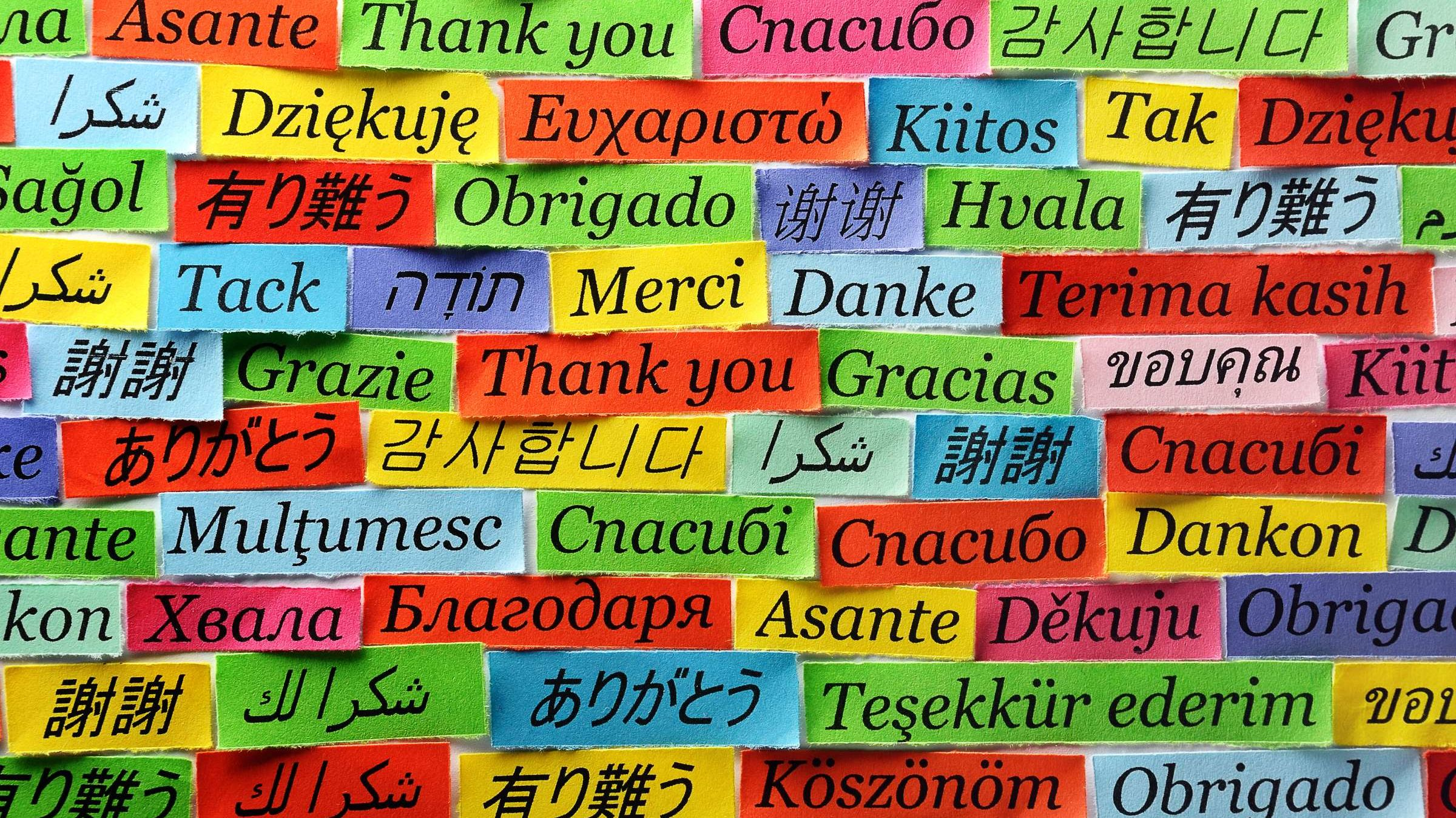 The 20 Most Spoken Languages in the World