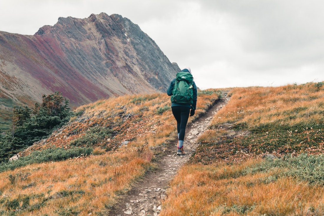 Hiking + Running: Here's How to Keep Your Tender Parts Happy and Unchafed
