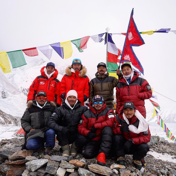 Tragedy and Triumph on Winter K2 as Sherpas Claim Last Great Himalayan Prize
