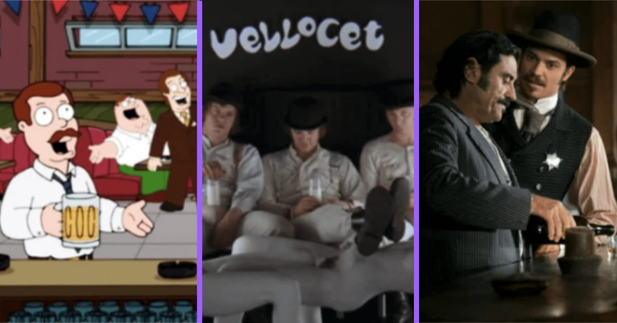 We'd Love to Belly-Up to These 15 Fictional Bars