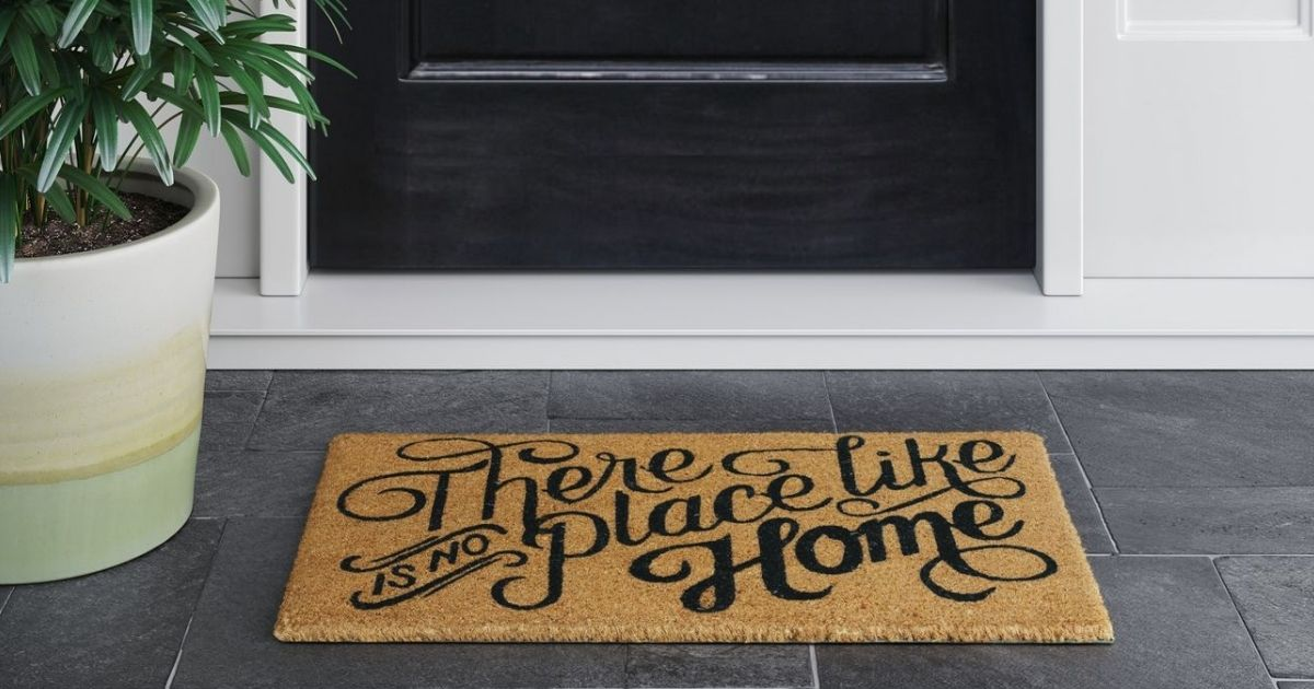 Threshold Doormats Only $7.70 on Target.com (Regularly $13) + More Home Deals