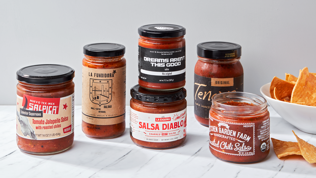 The Best Fancy Salsa to Buy for Your Summer Hangs