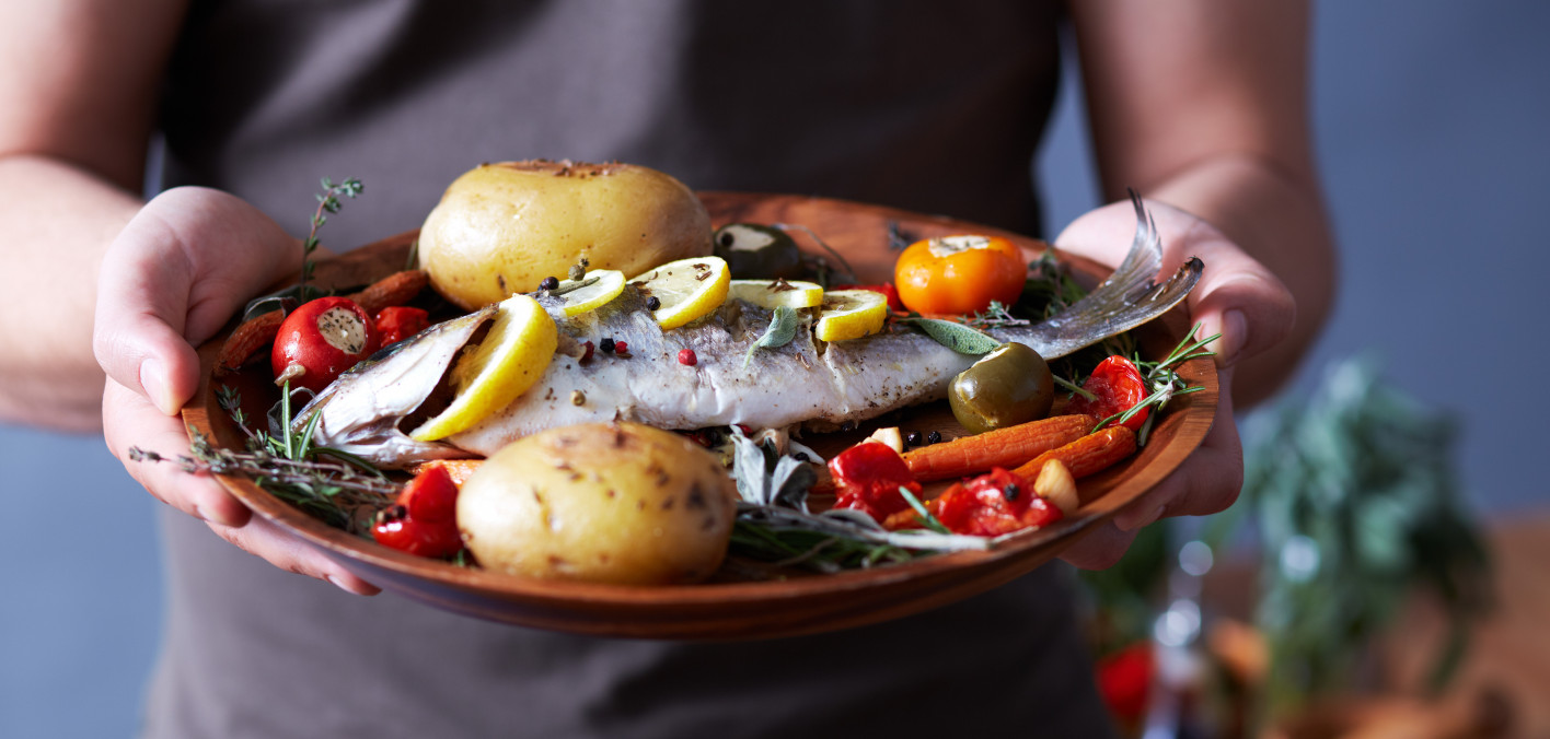 A Mediterranean Diet May Prevent Progression of Low-Grade Prostate Cancer