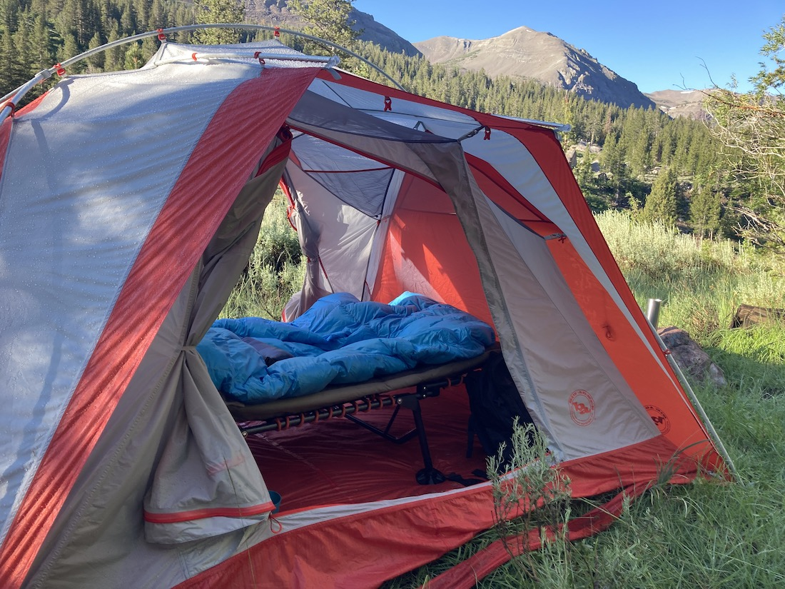 Looking for More Car Camping Comfort? Why Not a Camping Cot?