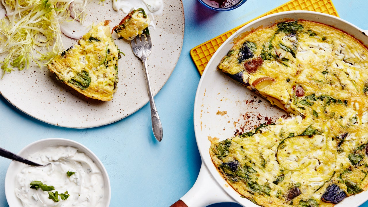 This Potato-Packed Frittata Is the Perfect Affordable Dinner (and Breakfast) (and Lunch)