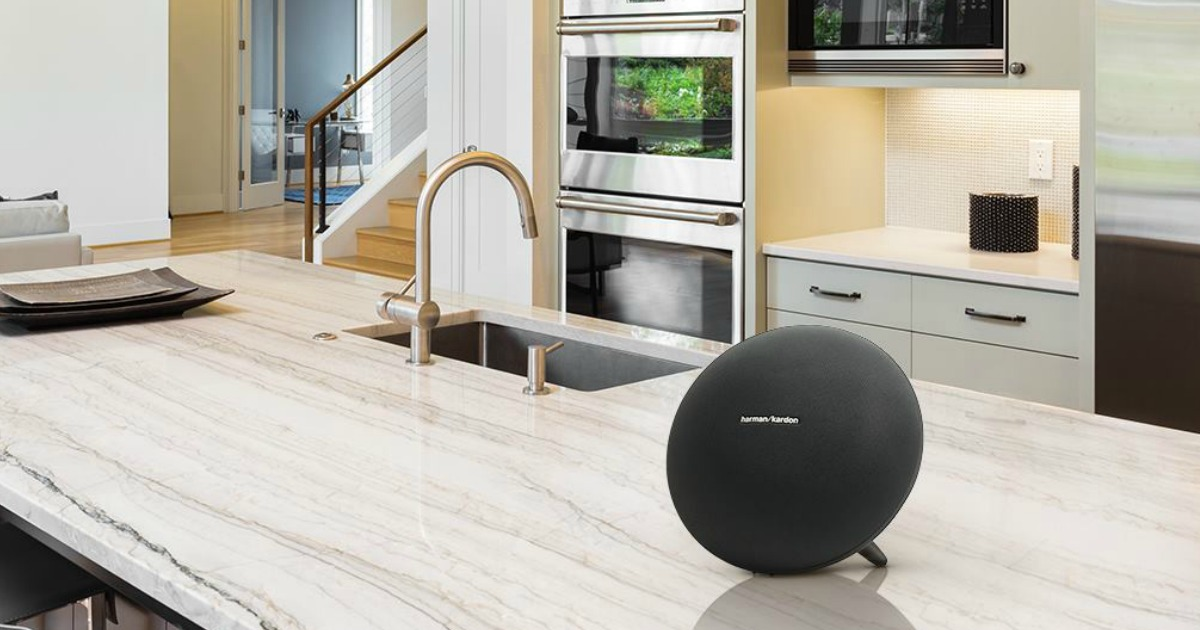 Harman Kardon Onyx Studio 4 Portable Speaker Only $99.99 Shipped (Regularly $450)