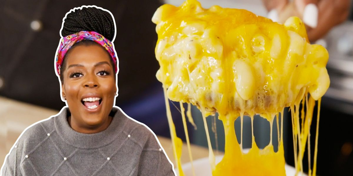Best Southern Baked Mac and Cheese Recipe