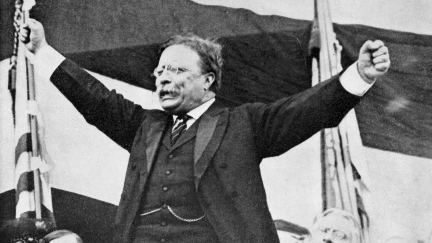 """Theodore Roosevelt's \""""The Man in the Arena\"""""""