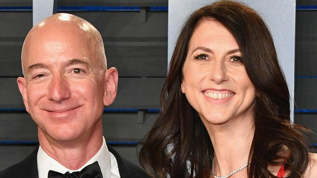 Jeff Bezos' ex-wife Mackenzie Scott ranked one of the most powerful women in the world for 2020