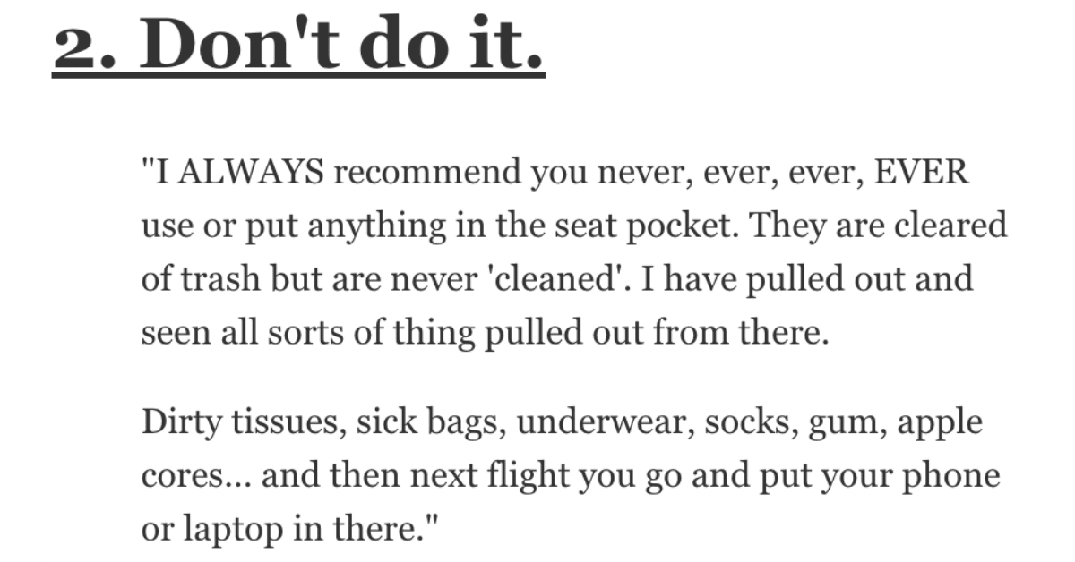 Flight Attendants Talk About the Disturbing Secrets About What Goes on Behind the Scenes