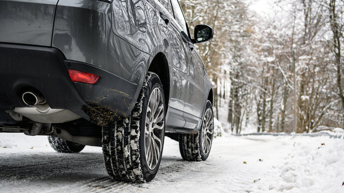 Winter Tires Really Do Make a Difference in the White Stuff