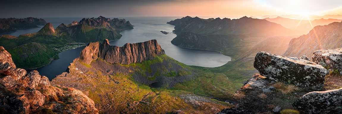Senja, Norway by Kyle Barden