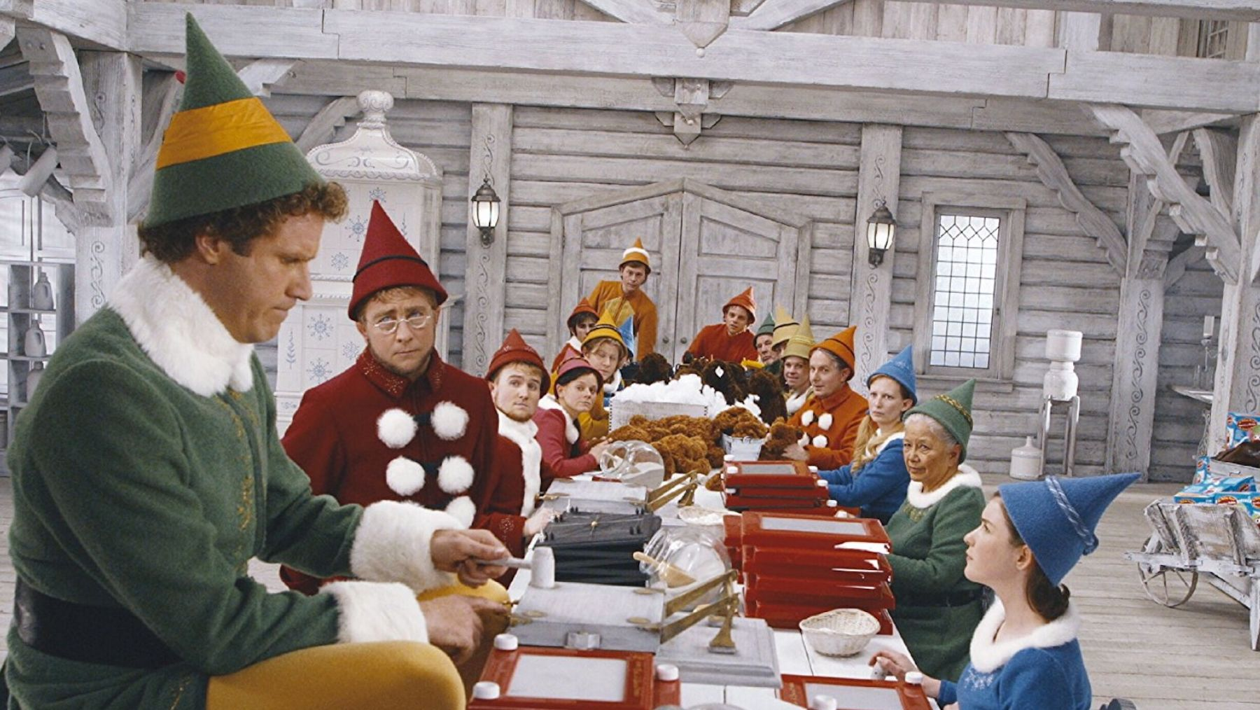 Fun Facts About 'Elf'