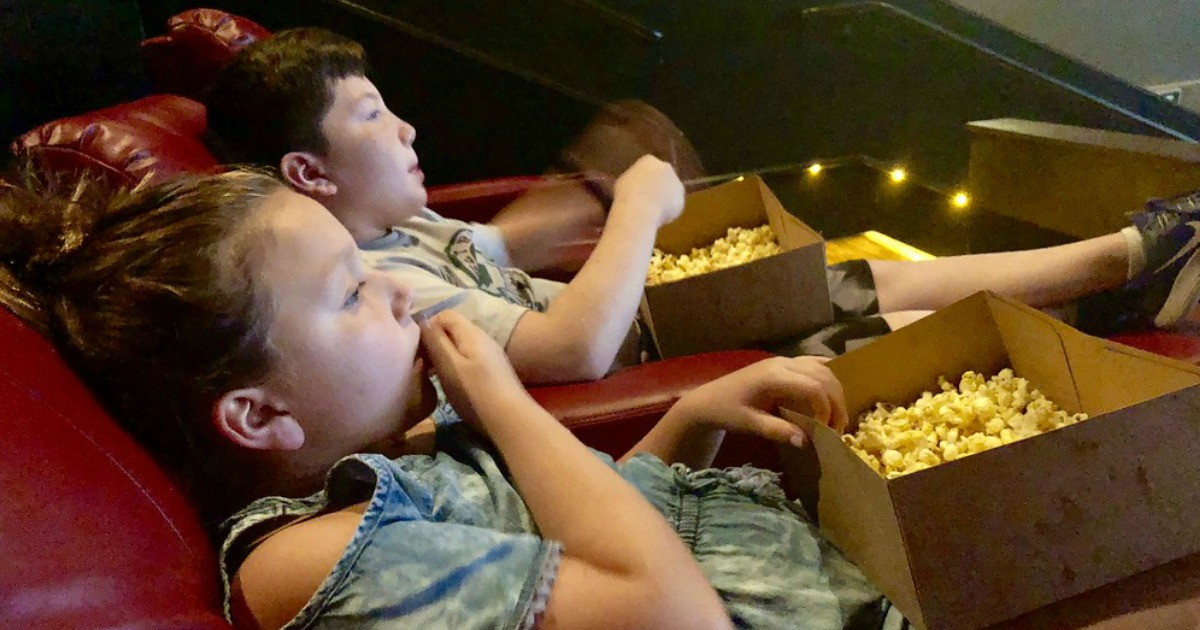 11 Free & Cheap Summer Movie Offers for Kids