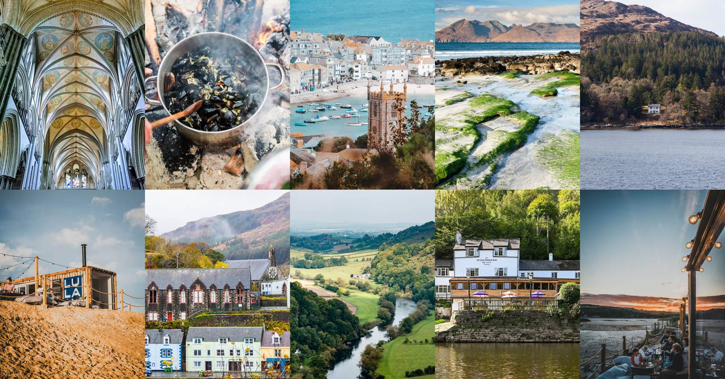 The 10 best places to visit in the UK in 2021