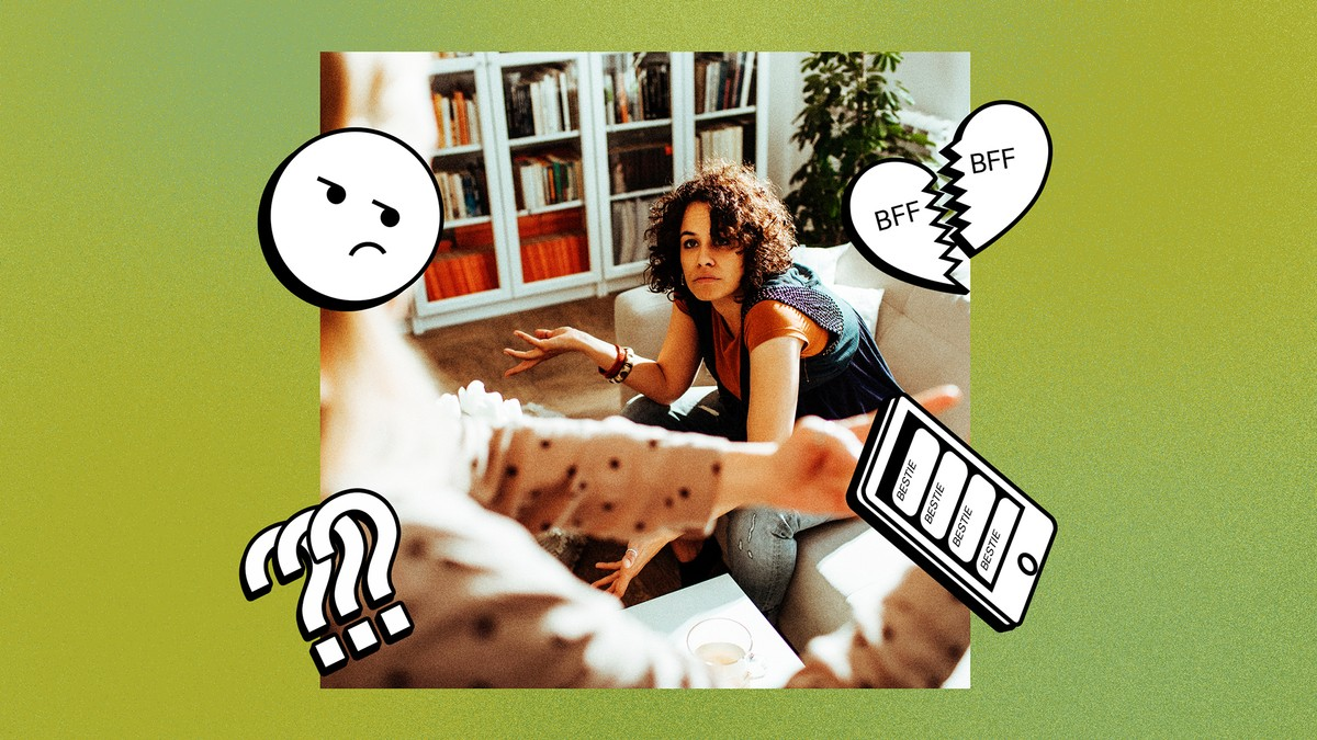 Why Can't I Stop Feeling Jealous About 'That One Friend' My Partner Has?