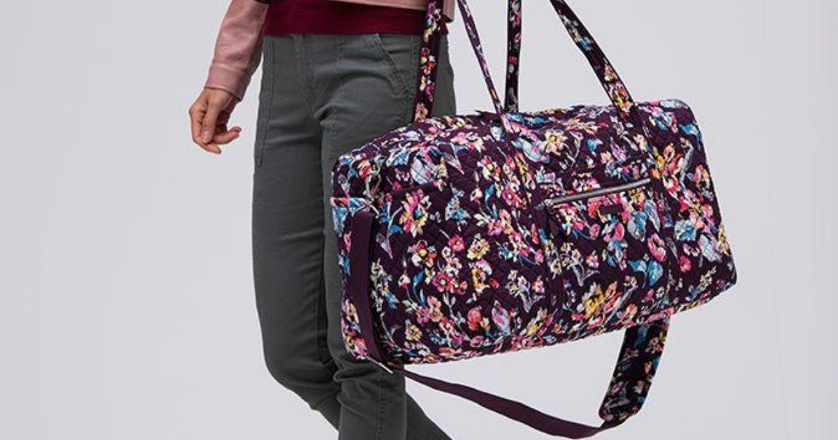 Up to 75% Off Vera Bradley Bags, Blankets, Luggage & More