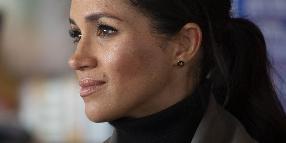 A Private Investigator Got Meghan Markle's Personal Info Illegally