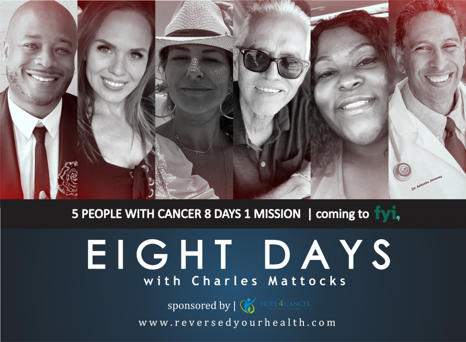 Eight Days Cancer Show Coming to FYI Networks