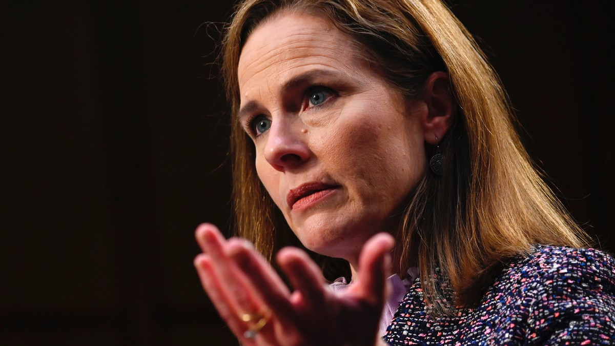 How Amy Coney Barrett Ruled in a Case About a Raped Pregnant Teen Is Worrying People
