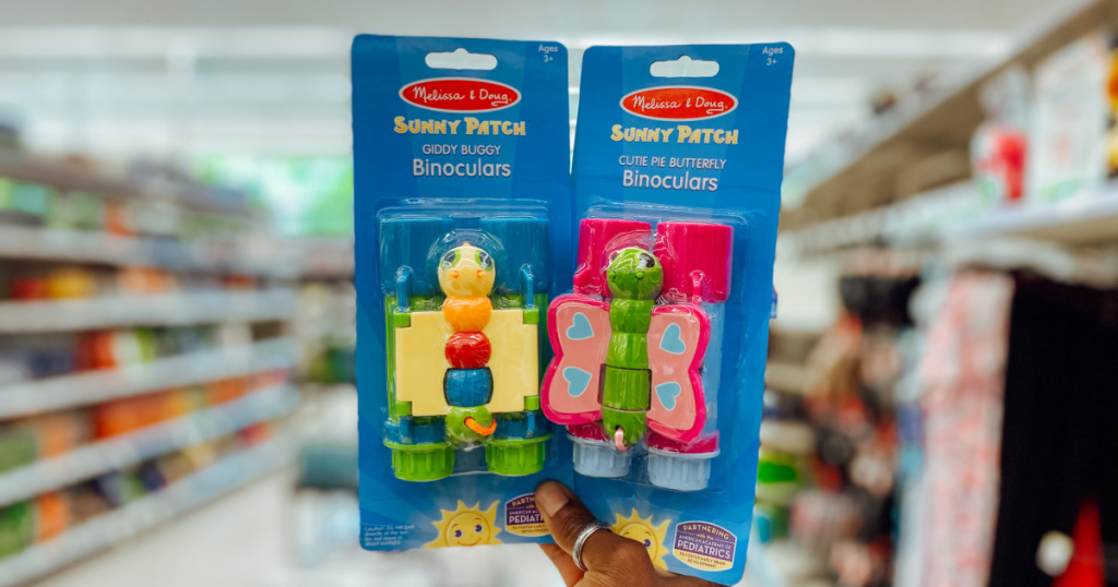 Melissa & Doug Toys Possibly as Low as 69¢ at Walgreens