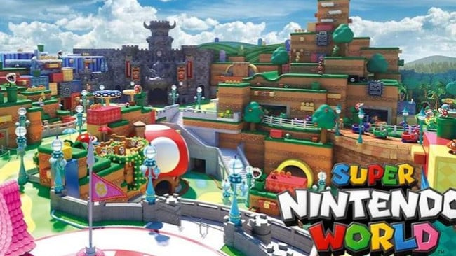 Nintendo theme park with Mario Kart and Yoshi ride to open in Japan in 2021