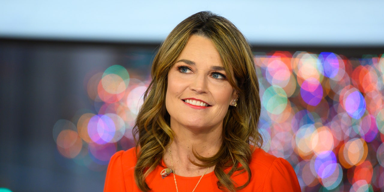 Savannah Guthrie Shared a Recovery Photo After 'One Last' Eye Surgery