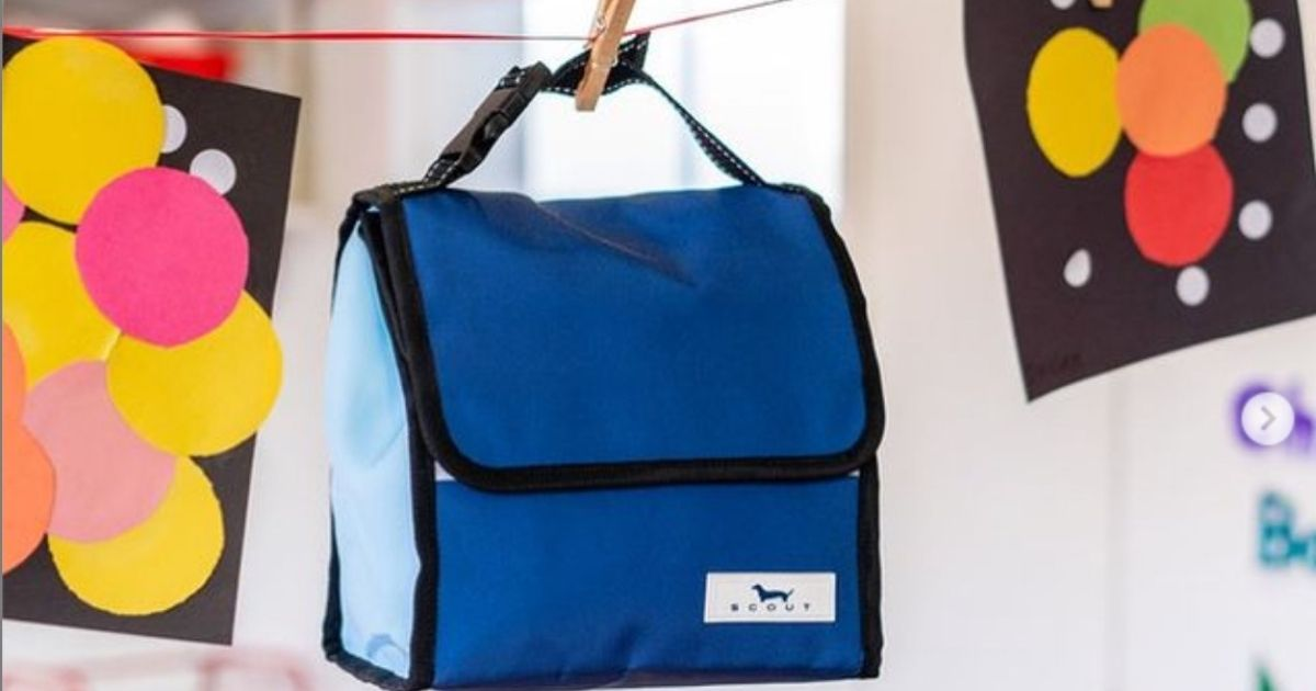 SCOUT Bag Lunch Totes Only $11.99 on Zulily.com (Regularly $25)