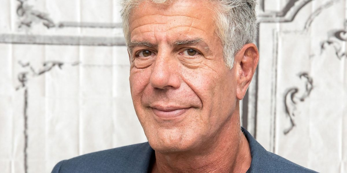 Anthony Bourdain's Les Halles Restaurant Is Returning As A Pop-Up