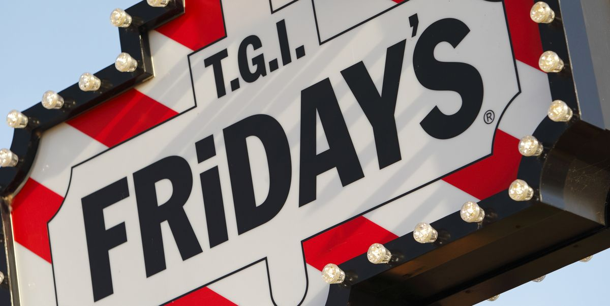 These Are The Only Menu Items You Need To Order From TGI Friday's