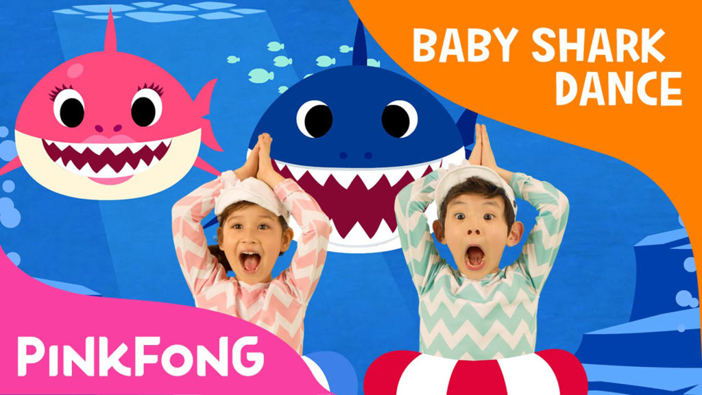 'Baby Shark' and Other Kiddie Tunes That Hit the Billboard Charts