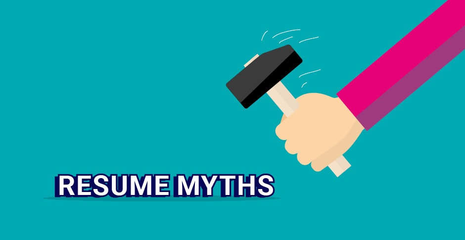 Myths busted: What employers really look for in your resume