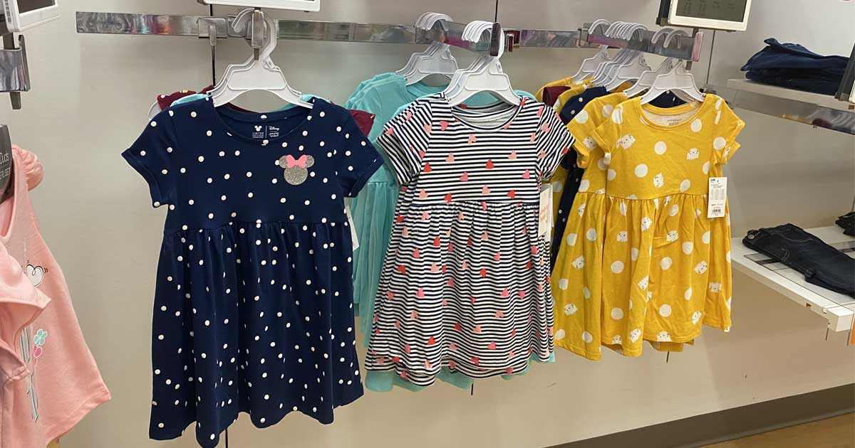 Toddler Girls Dresses from $7 on Kohl's.com + Free Shipping for Select Cardholders