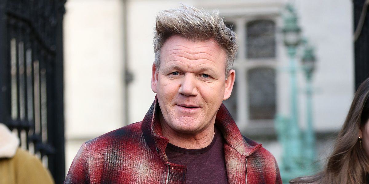 Gordon Ramsay Is Looking For Food Lovers For A New Show