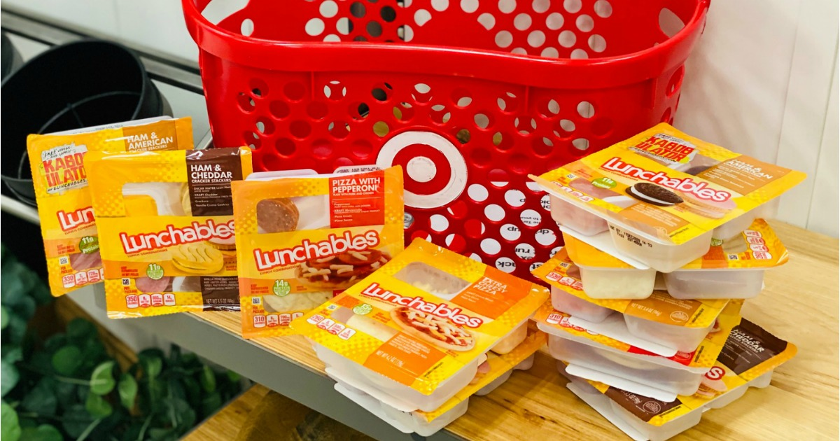 Best Target Weekly Ad Deals 1/17-1/23 (Buy 3 Lunchables, Get 3 FREE, V-Day Candy Deals & More!)