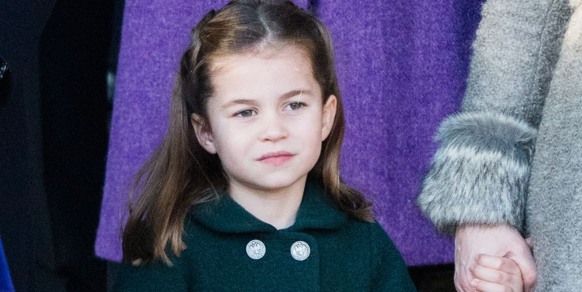 What Princess Charlotte Is Like at Age 6