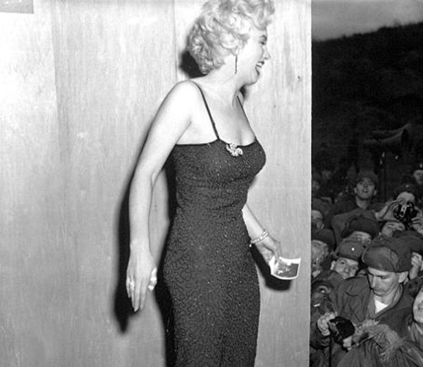 Marilyn Monroe was Not Even Close to a Size 12-16